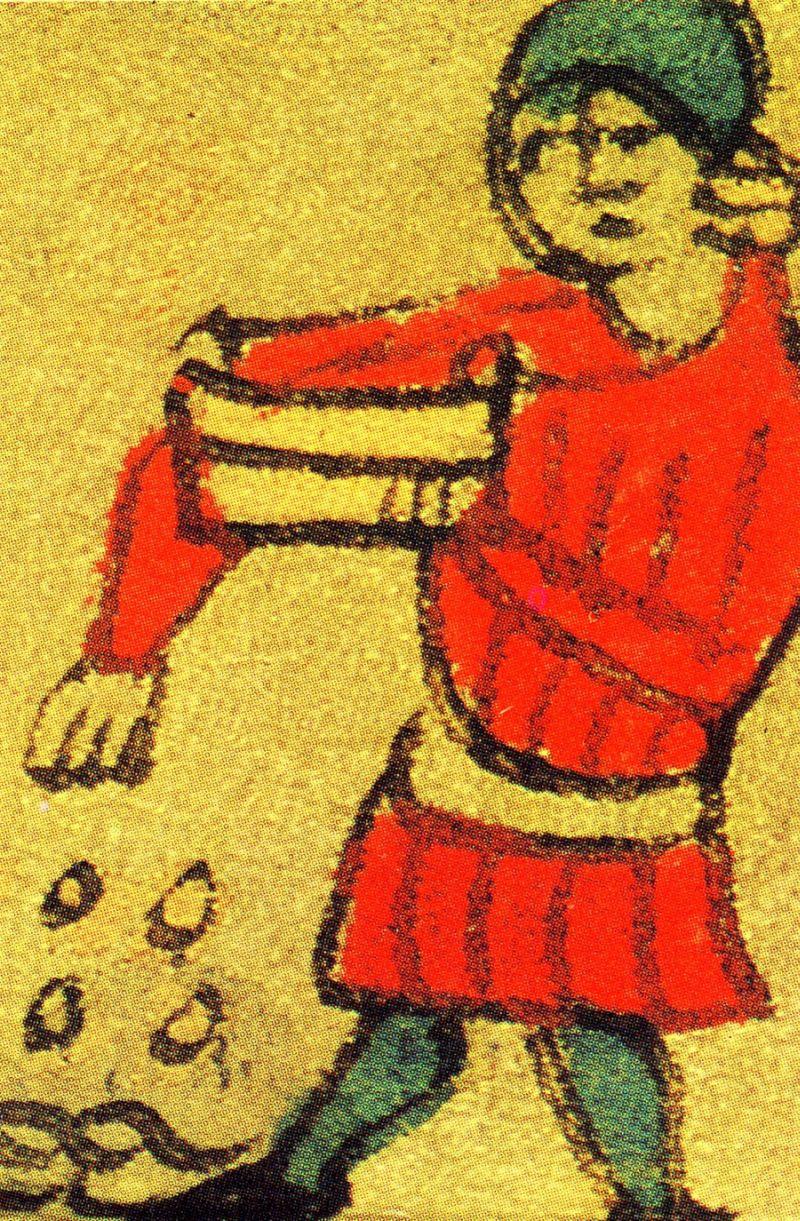 Bonden sår sit korn 1513