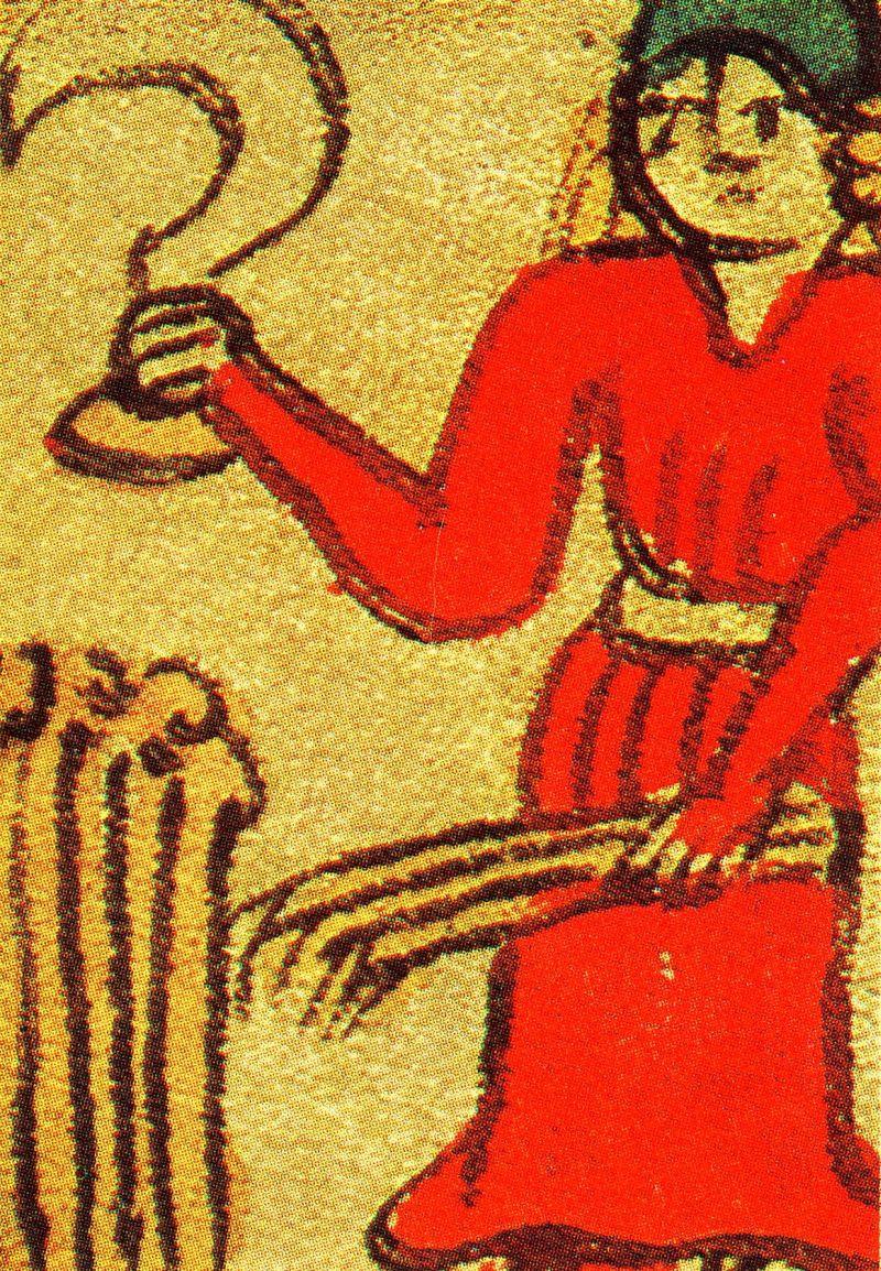 Bonden høster sit korn 1513
