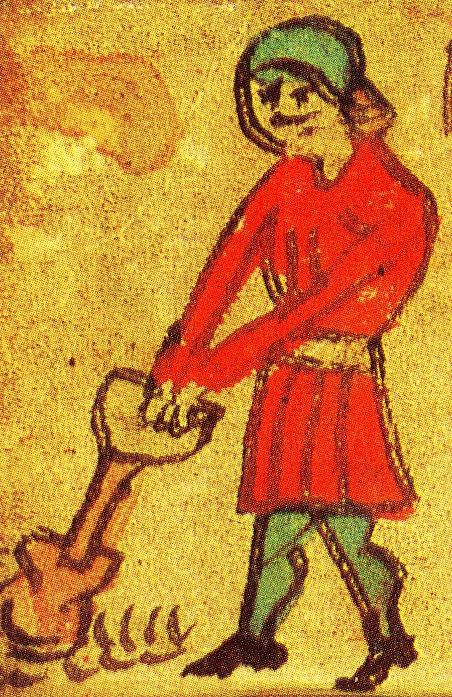Bonden graver jorden 1513