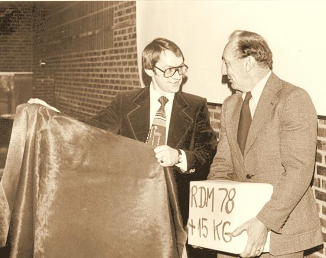 De fynske kvægbrugeres årsmøde 1978