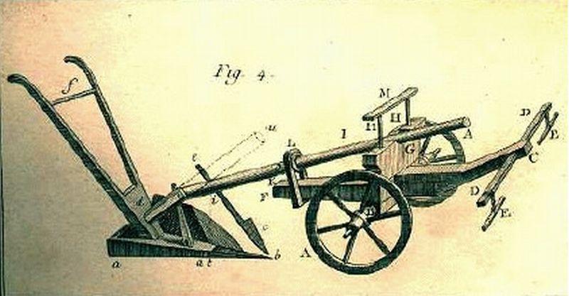 Plovmodel 18. århundrede (Frankrig)