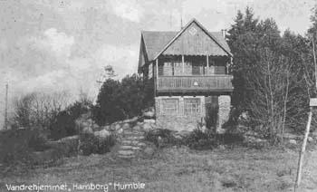 Vandrehjemmet på Harnbjerg
