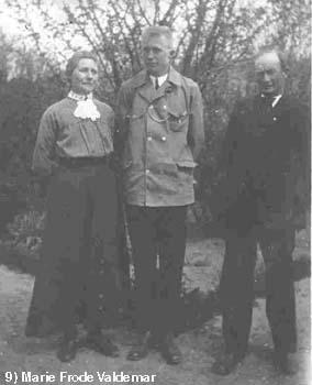 Marie, Frode og Valdemar