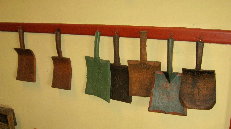 Banketærskel - samling i Ringe Museum