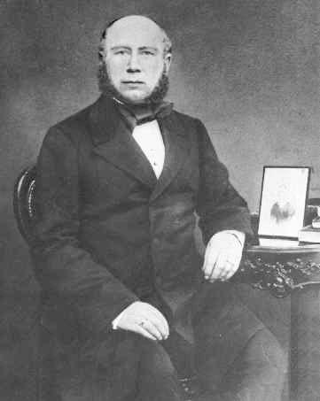 Hans Carl Sager (1808-1885)