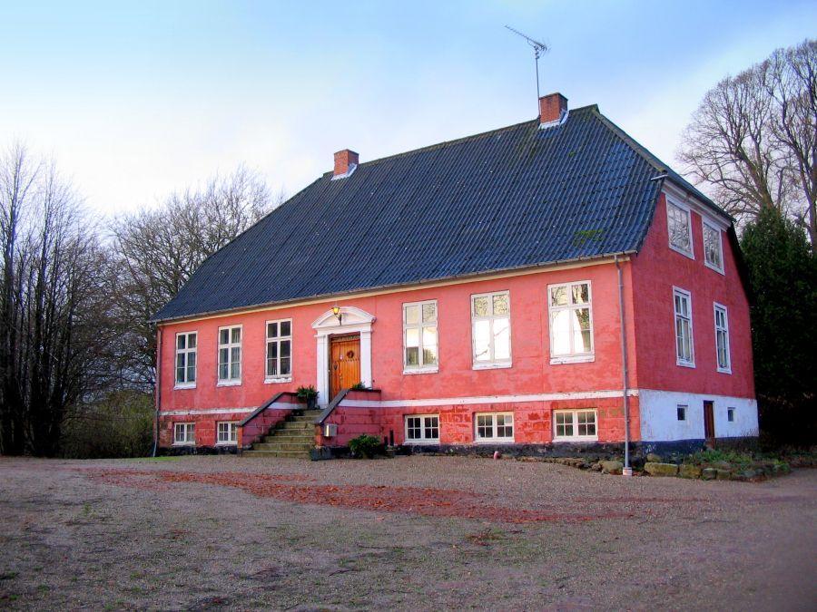 Brændeskovgårds hovedbygning