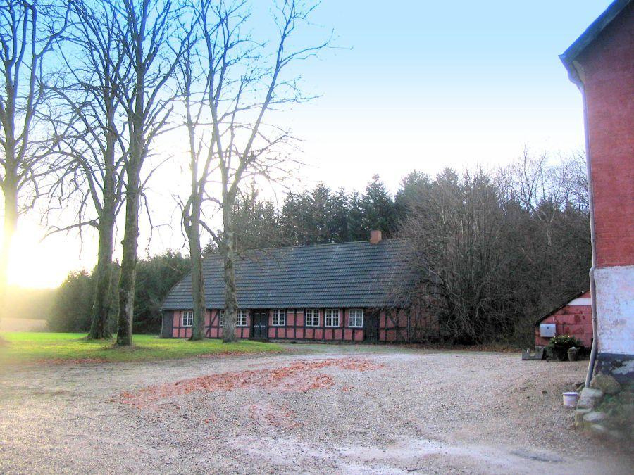 Brændeskovgård