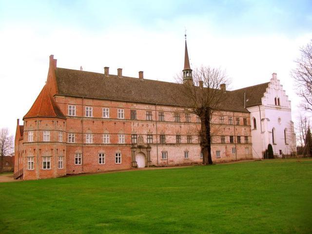Brahetrolleborg - østfløjen