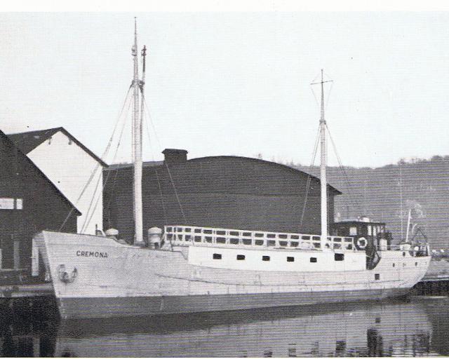 """Cremona"" af Svendborg"