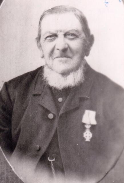 Dannebrogs mand N.C. Grønlund