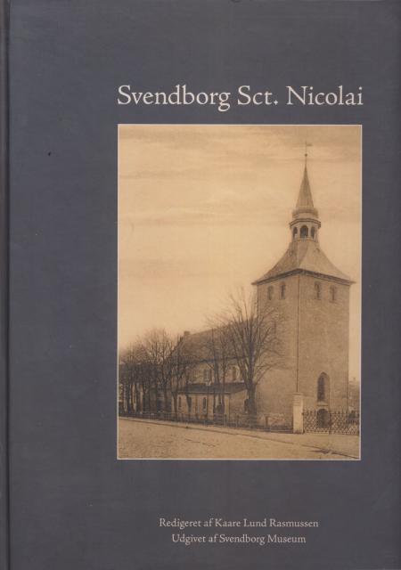 Bogværk om Svendborg Sct. Nicolai