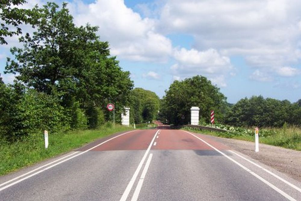 På vej mod Svendborg