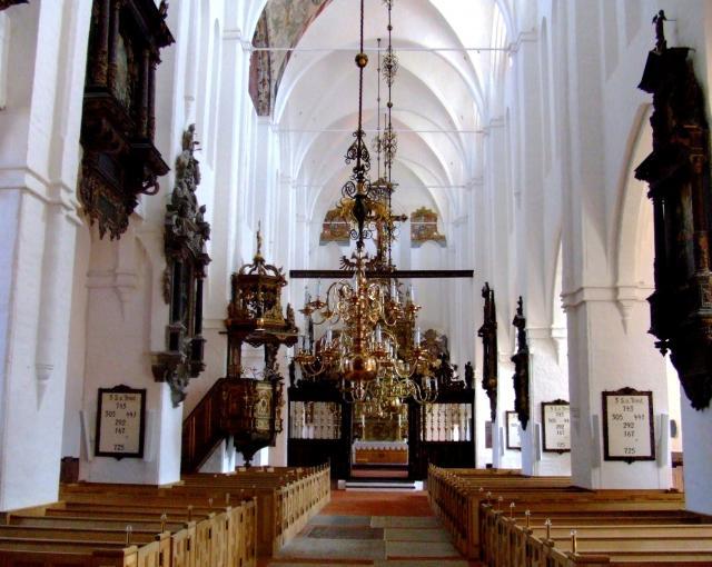 Domkirke altergangen
