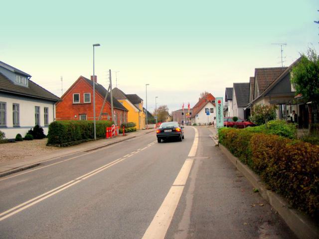 Fåborgvej i Vester Skerninge