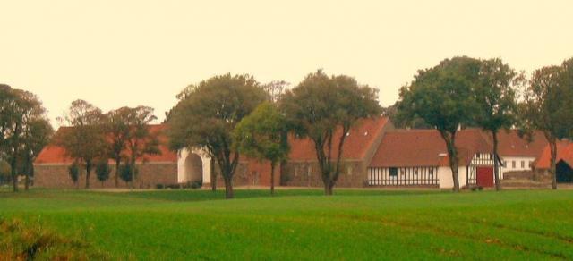 Flintholm set fra Krarupvej