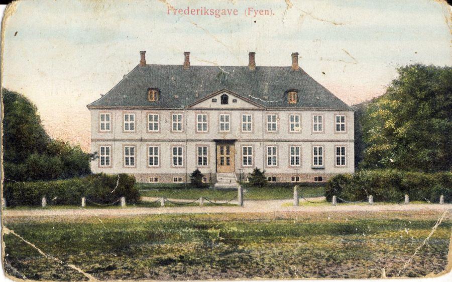 Frederiksgave