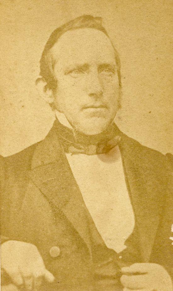 Sognepræst Jacob Elisius Gjellebøl
