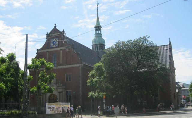 Holmens Kirke | fynhistorie.dk