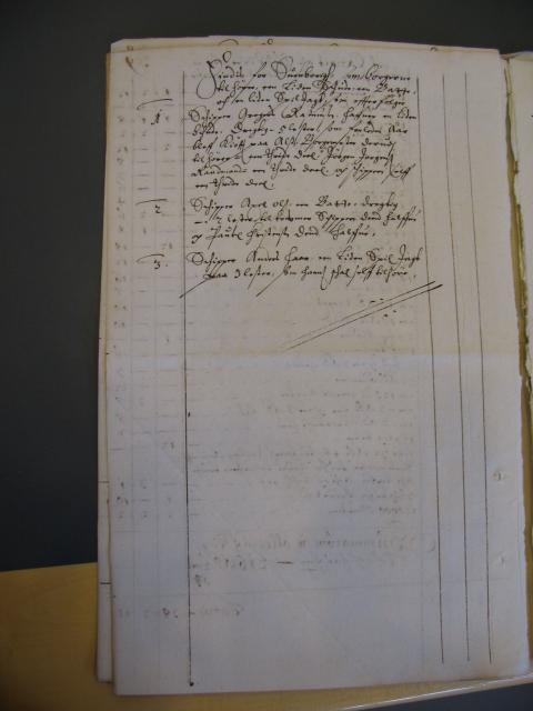 Skibe i Svendborg 1667