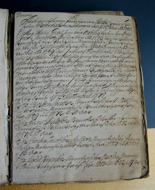 Fortegnelse over provster og præster i Sunds herred 1536-1748