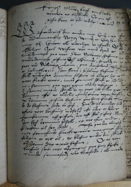 Register på adskillige sager 1565 - Sunds herred (2)