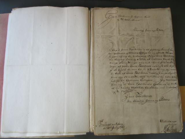 Ober=Auditeur Niels Leth de Schouboe, Brudager, - taksation 1761