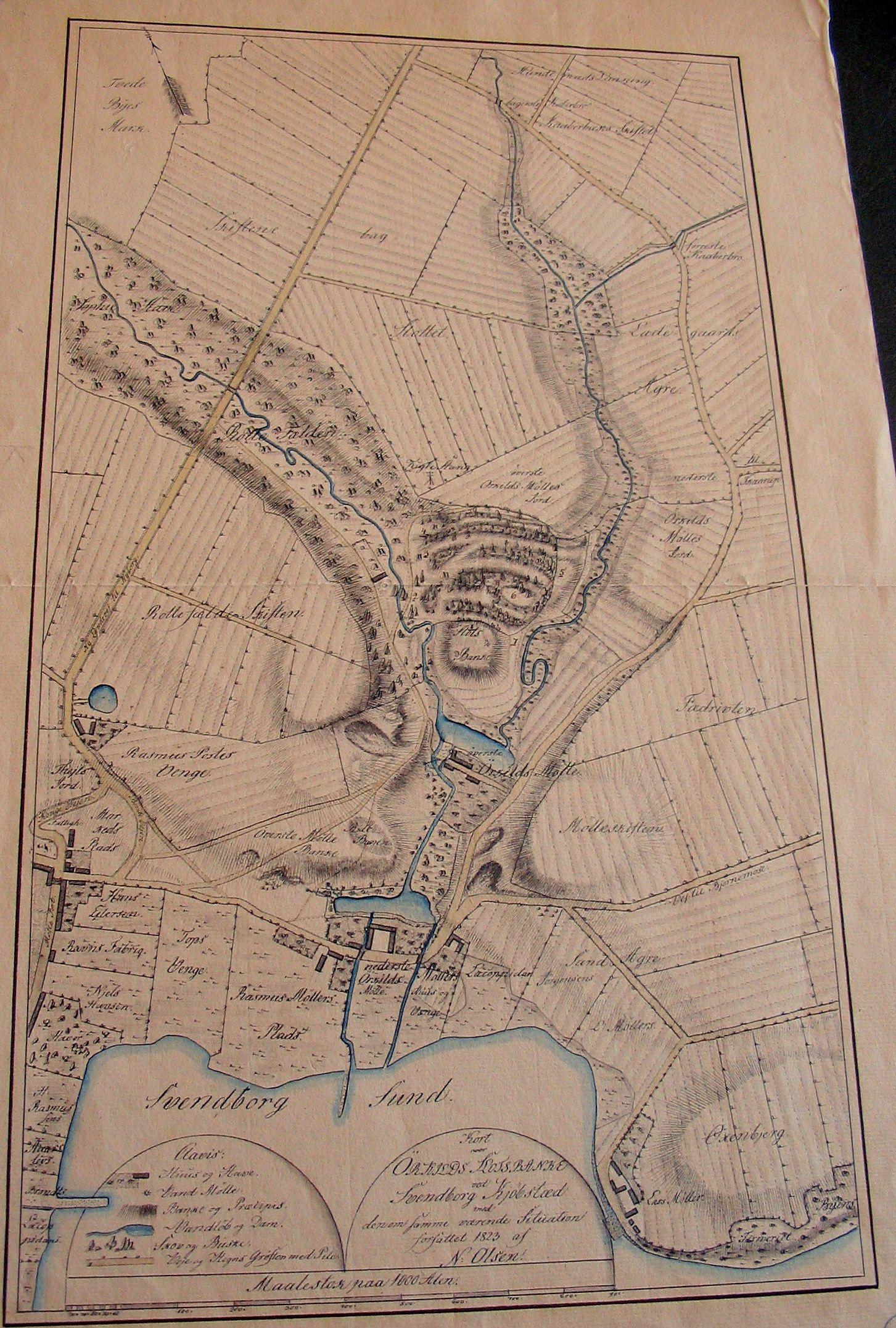 Ørkild 1823