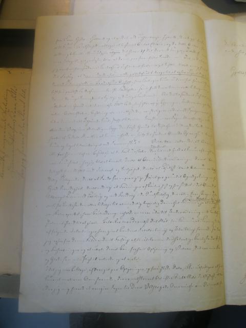 Pastor M.G. Krag skoleforslag 7.3. 1842 (2)