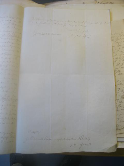 Pastor M.G. Krag skoleforslag 7.3. 1842 (3)