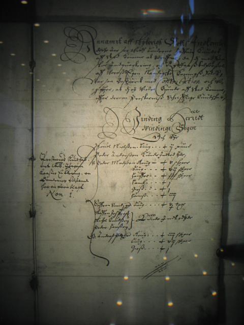 Vindinge herred 1657-58