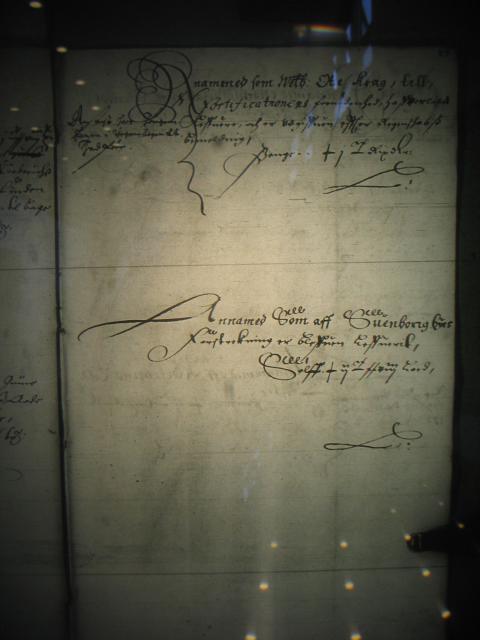 Nyborg len 1658-61