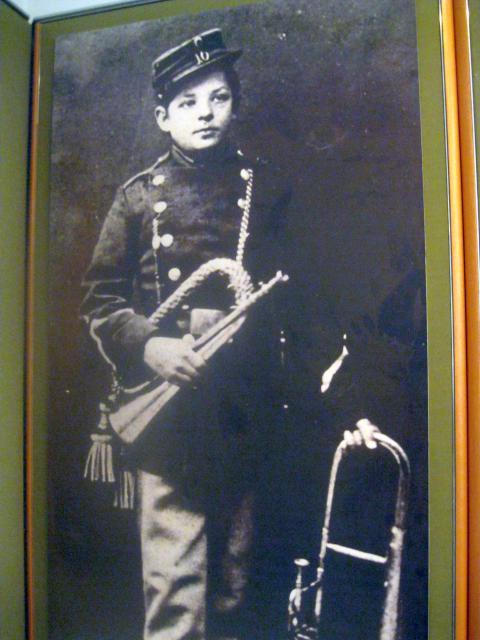Carl Nielsen som hornist