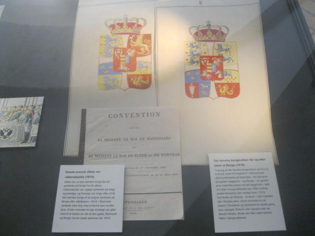 1814 - fra Rigsarkivets udstilling