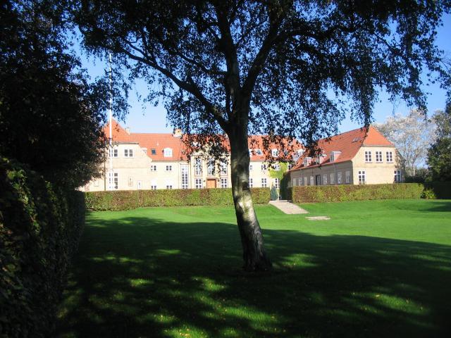 Håndværkerskolen anlgt 1891 - udflyttet fra højskolen i 1932