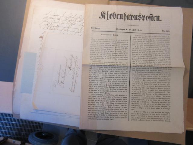 Kjøbenhavnsposten 10.7. 1846