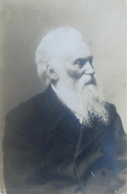 Frimenighedspræst Cornelius Appel. Rødding