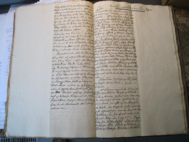 Professor v. Westen om vejrliget i Danmark i 1700-tallet