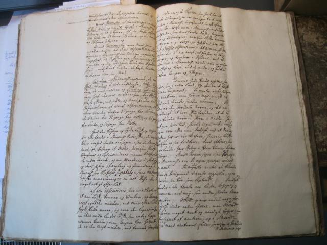 Professor v. Westen om vejrliget i Danmark i 1700-tallet (2)