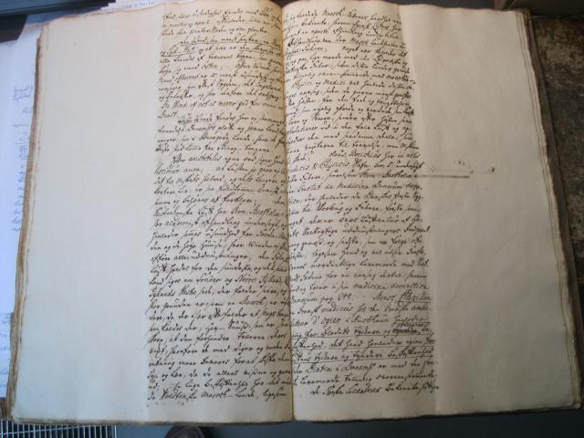 Professor v. Westen om vejrliget i Danmark i 1700-tallet (3)