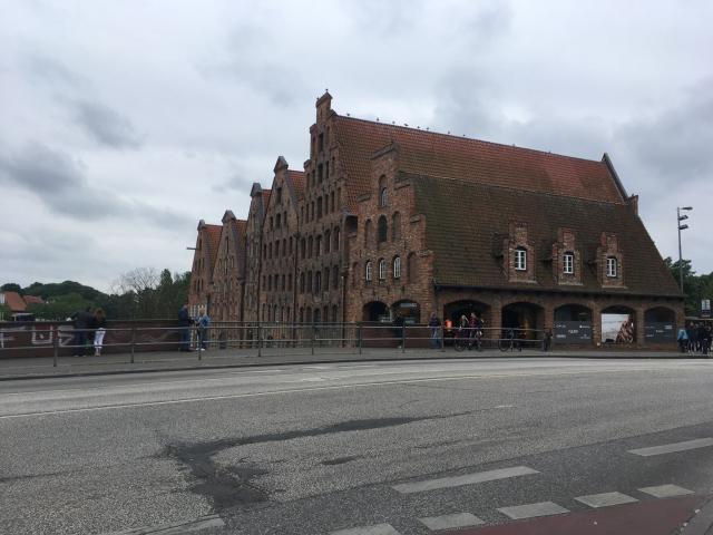 Middelalderlige pakhuse i Lübeck