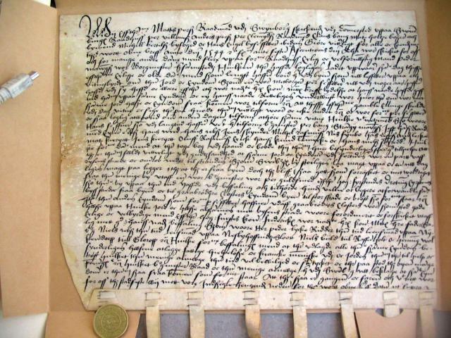 Pergament 1544