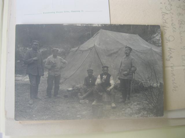 Episode fra 1. verdenskrig - AG's arkiv