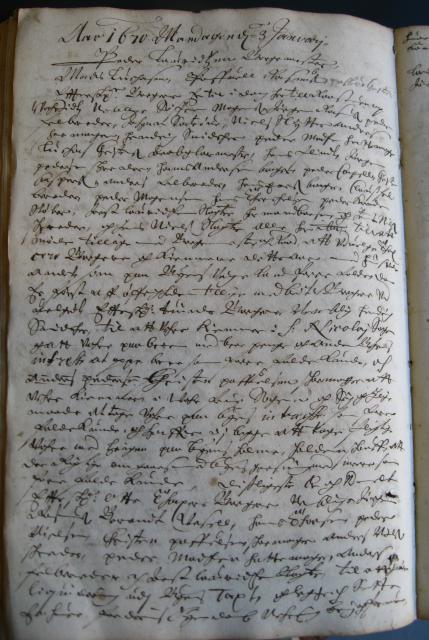 Svendborg Rådstue 1670