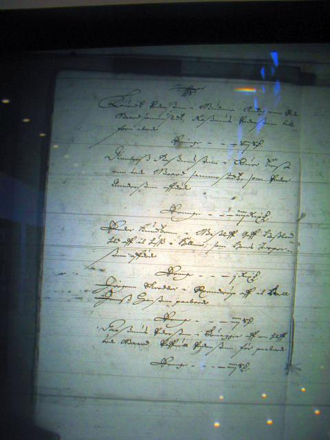 Fæste register Nyborg len 1658-61  Gudme herred (2)