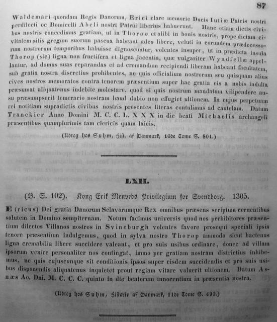 Dokumenter vedr. Svendborg by i almindelighed 1253-1562 (02)