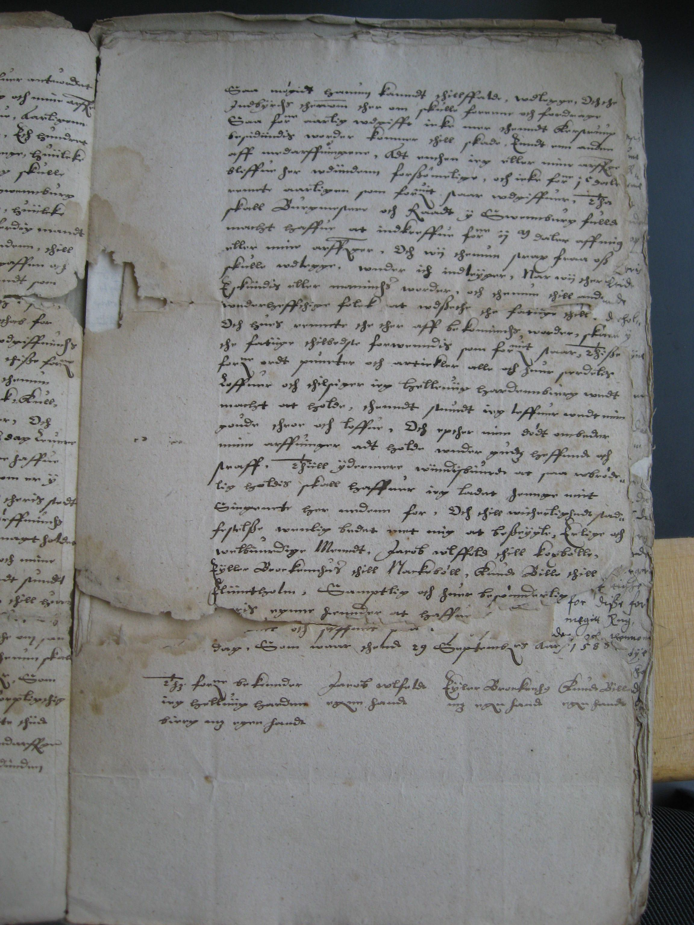 Fundats for Svendborg Hospital 1586 (3)