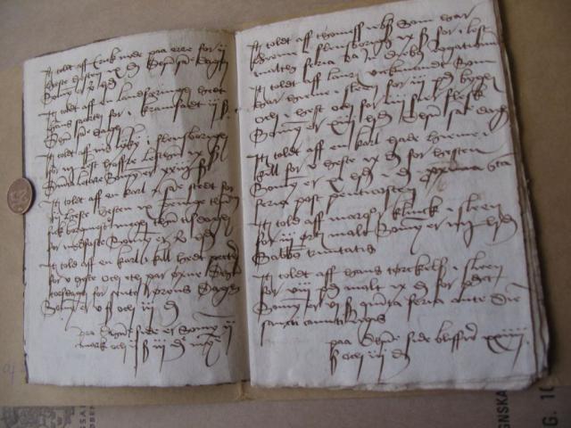 Toldregnskab Svendborg 1519-21 (4)