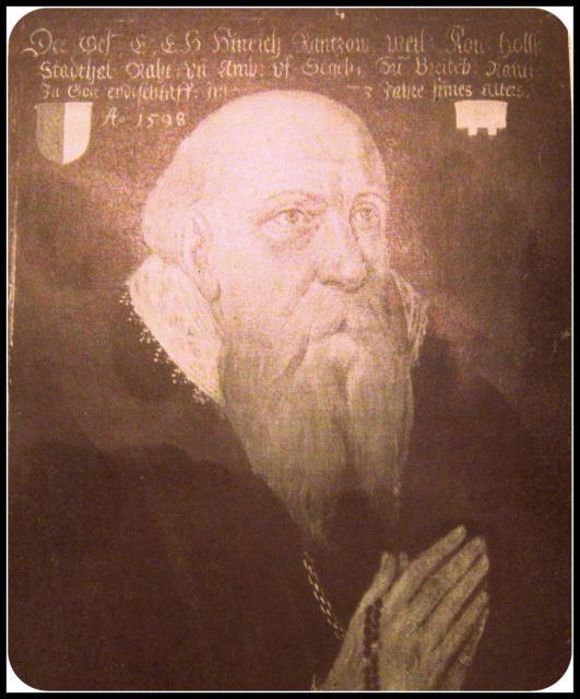 Henrik Rantzau (+ 1598)
