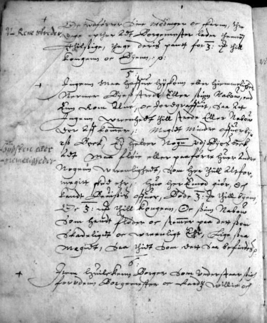 Svendborg bylov 1619 -(7)