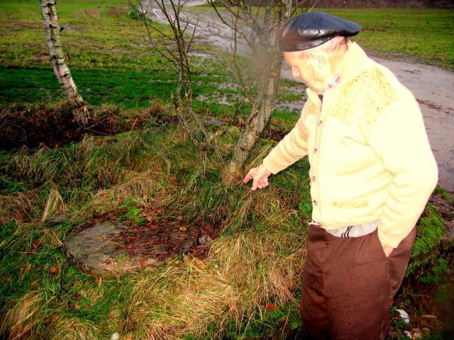 """Hans """"Kontrol"""" udpeger sundhedskilden ved Stenstrup præstegård"""